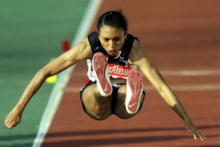 Atletik merupakan cabang olahraga yang diperlombakan pada olimpiade pertama pada  Materi Sekolah    Nomor-Nomor Atletik (Lari,Lompat,Tolak/Lempar)