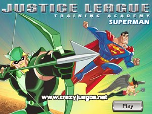 Jugar Training Academy Superman