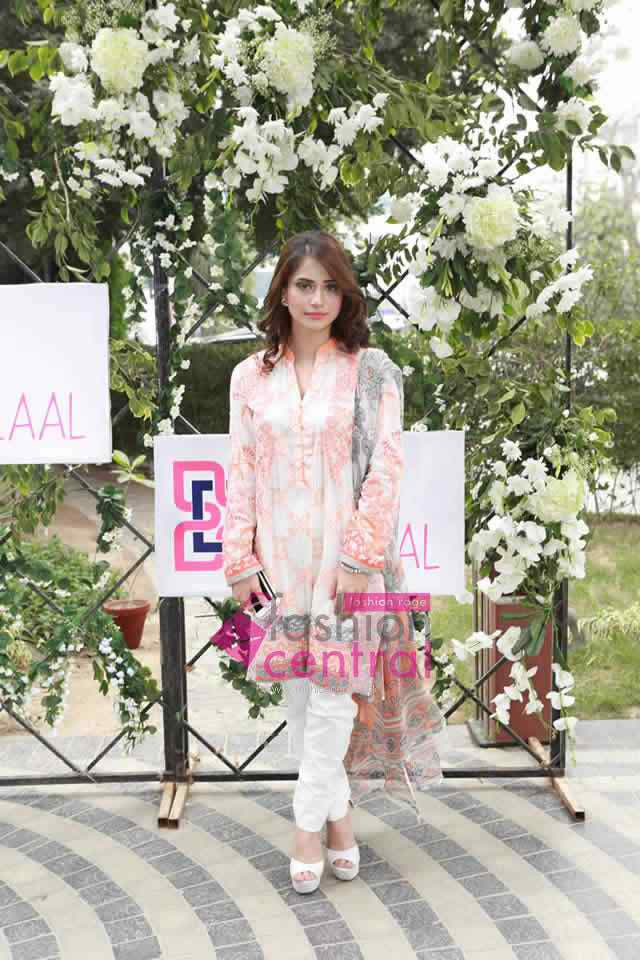 Launching of Gulaal Lawn In Lahore