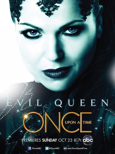 Regresa Once upon a time con su su segunda temporada 1