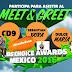 ¡PARTICIPA POR UN MEET & GREET CON DULCE MARÍA, SEBASTIÁN YATRA Y CD9 en KCA MÉXICO!