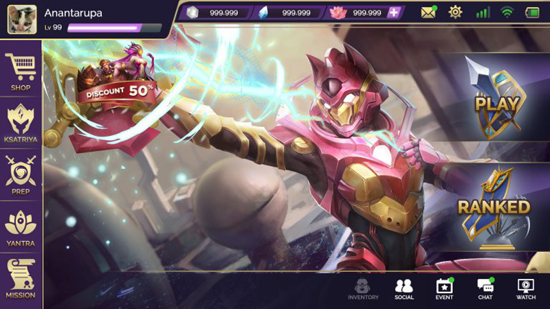 [Android/iOS] Lokapala | The first MOBA from Indonesia