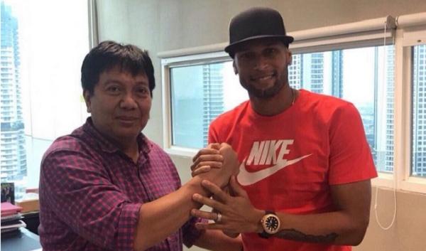 Persija Jakarta Perkenalkan Luiz Carlos Junior
