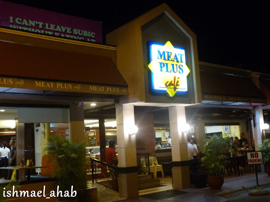 Meat Plus Cafe Subic