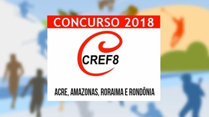 Concurso CREF8 2018
