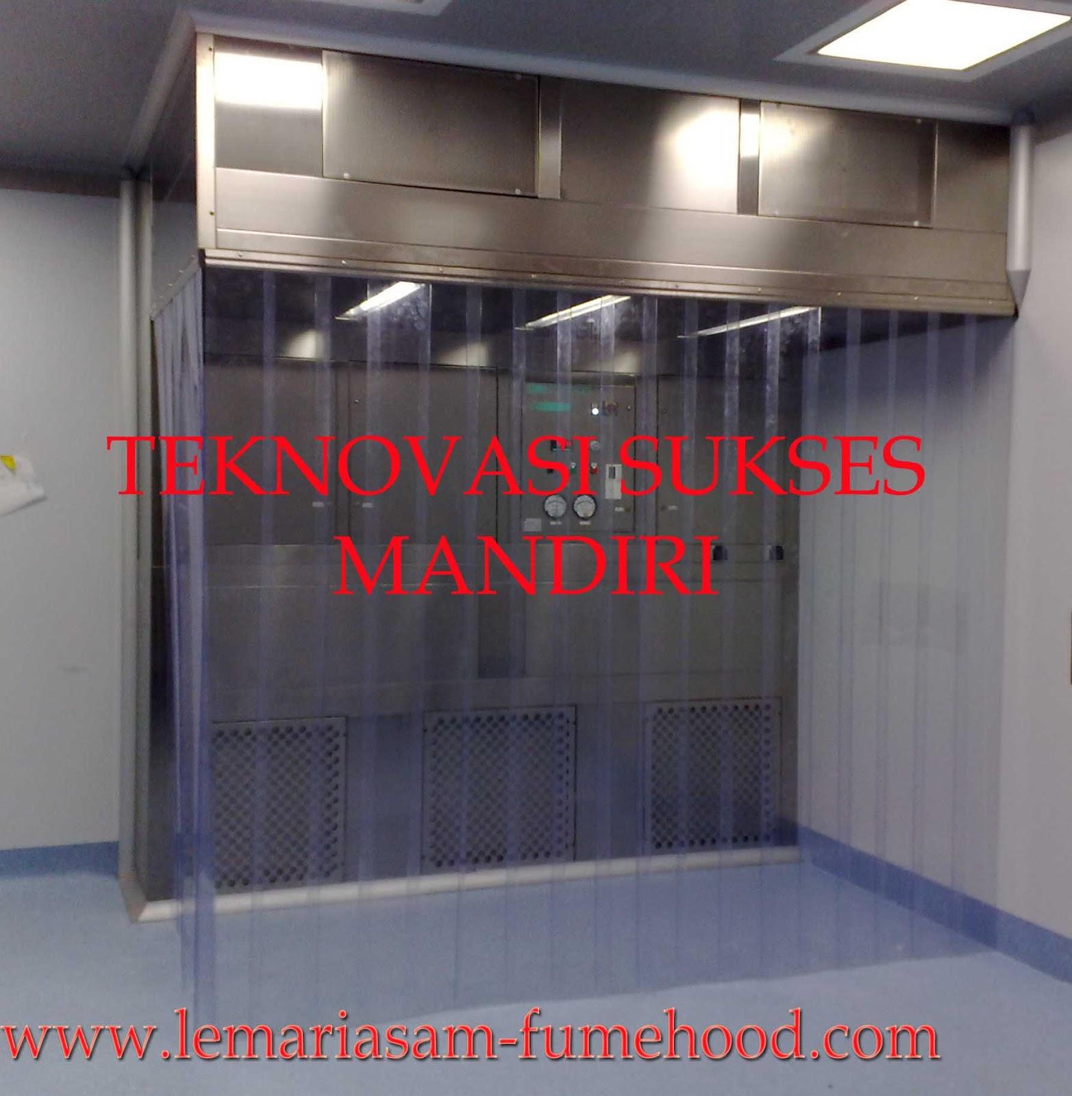 Lemari asam fume hood laminar air flow room for Air circulation in a room