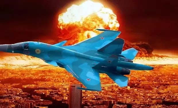 SOS Αμερικανικού Περιοδικού: Ολισθαίνουμε σε Πόλεμο με τη Ρωσία