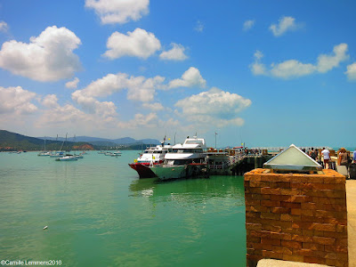 Koh Samui, Thailand daily weather update; 8th March, 2016