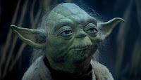 Life coach Yoda