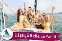 Castiga 8 zile pe Yacht in insulele grecesti