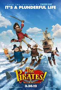The Pirates! In an Adventure with Scientists! Poster