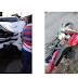 Colisão envolvendo carro e moto na PB 400 entre Cajazeiras e São José de Piranhas deixa um saldo de dois feridos, um deles em estado grave.