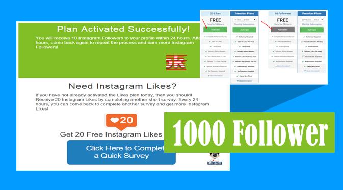 Cara Menambah Follower Instagram dengan Aman dan otomatis Menggunakan Mrinsta