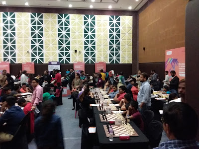 Mumbai International GM Open Rd 5 Rd 6 and Rd  7