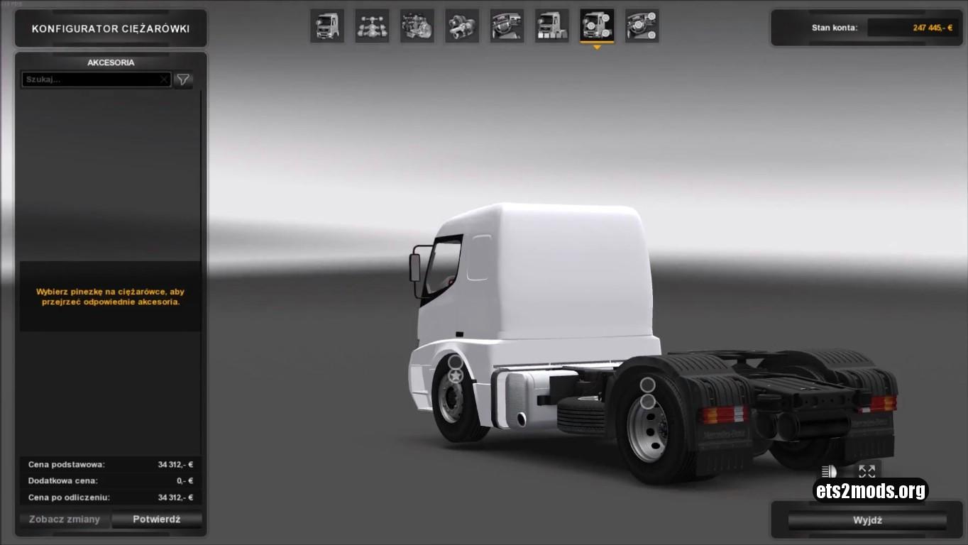 Truck - BMC Pro 821(Bence BMC)