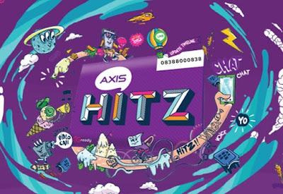 Kartu Axis Hitz Dari Provider Internet Murah Axis