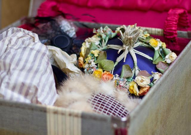 Granny's Hat Box