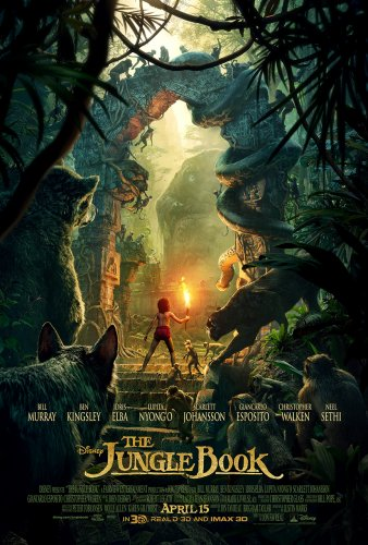 The Jungle Book (BRRip 720p Dual Latino / Ingles) (2016)