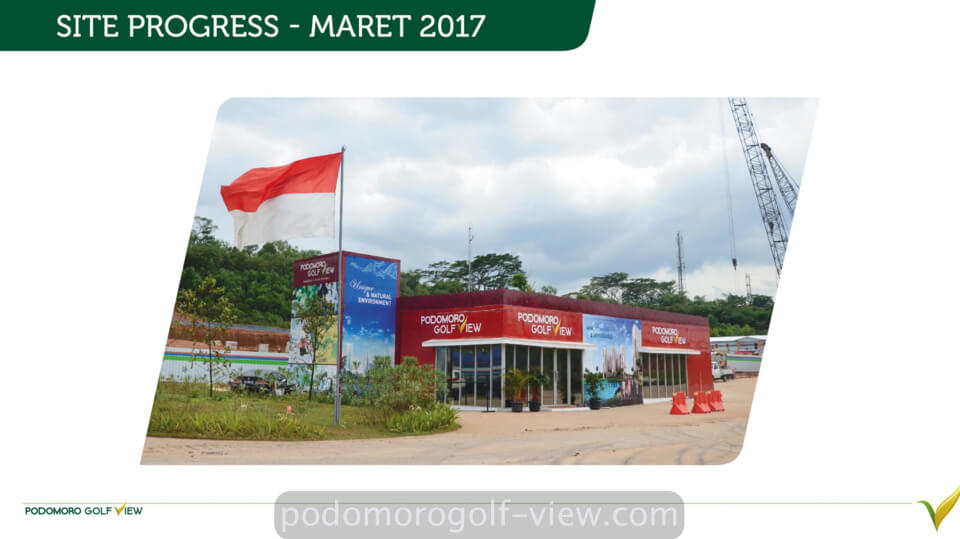 Progress Marketing Gallery Podomoro Golf View