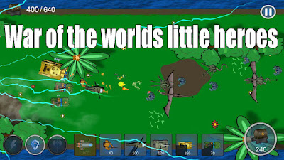 War of the worlds little heroes Apk for Android