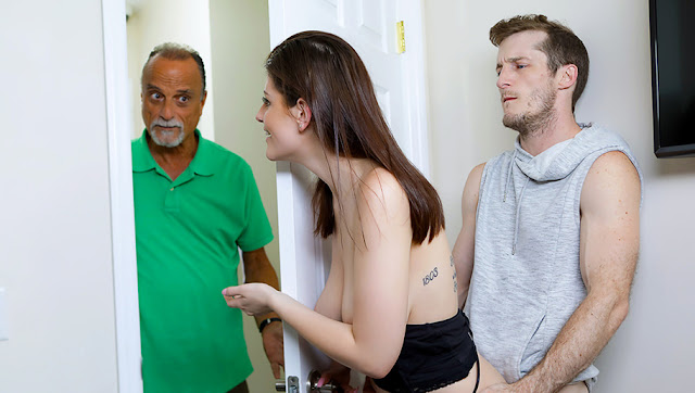 Family Strokes – Michele James Prankster Penis For Stepsis