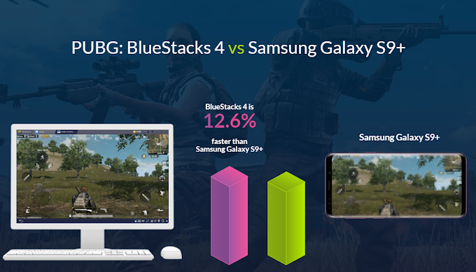 Bluestacks 4 comes with a massive gaming performance improvement | tiktoktech