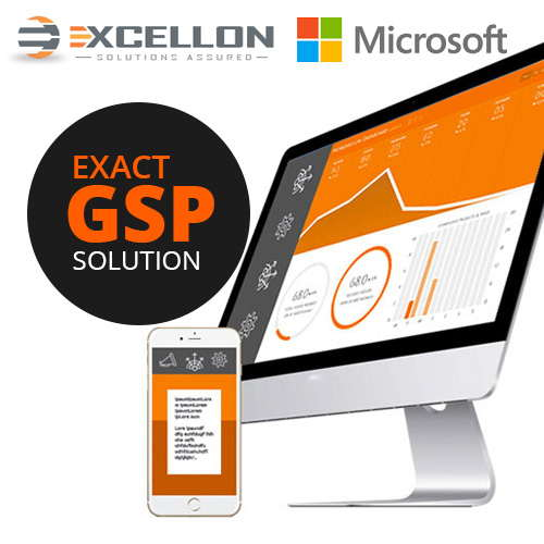 Excellon Software, along with Microsoft, announces Exact GSP