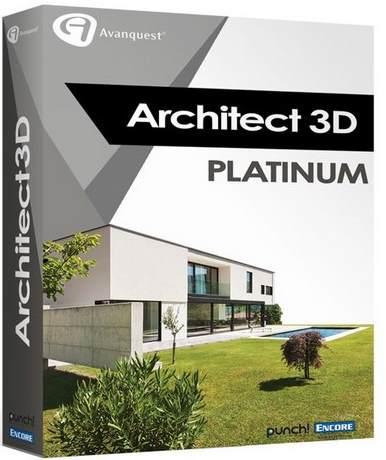 architect 3d platinum 2017 v19 full keygen mega gratisprogramas. Black Bedroom Furniture Sets. Home Design Ideas