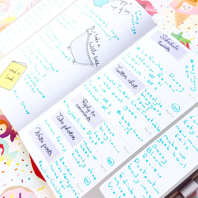 Let's Get Organised with Busy B   Mama & Blogger Edition