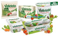 Logo Vallelata: buoni sconto mozzarelle, bocconcini, ricottine e linea bio