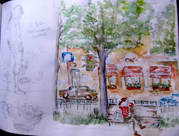 Saint Petersburg Sketches