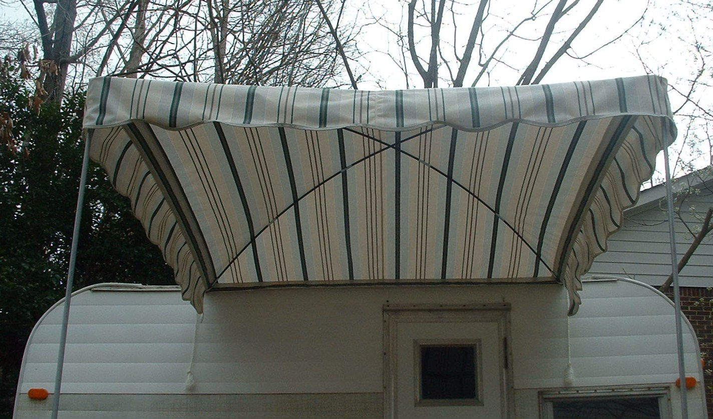 Vintage Awnings Pictures Of Vintage Trailer Awnings With