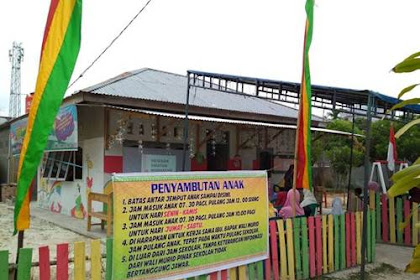 Lowongan Yayasan Umatan Washatan RA Ridho Ilahi Pekanbaru Januari 2019