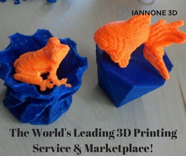 3d printing bureau Service