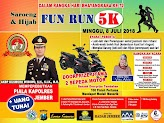 Saroeng & Hijab Fun Run • 2018