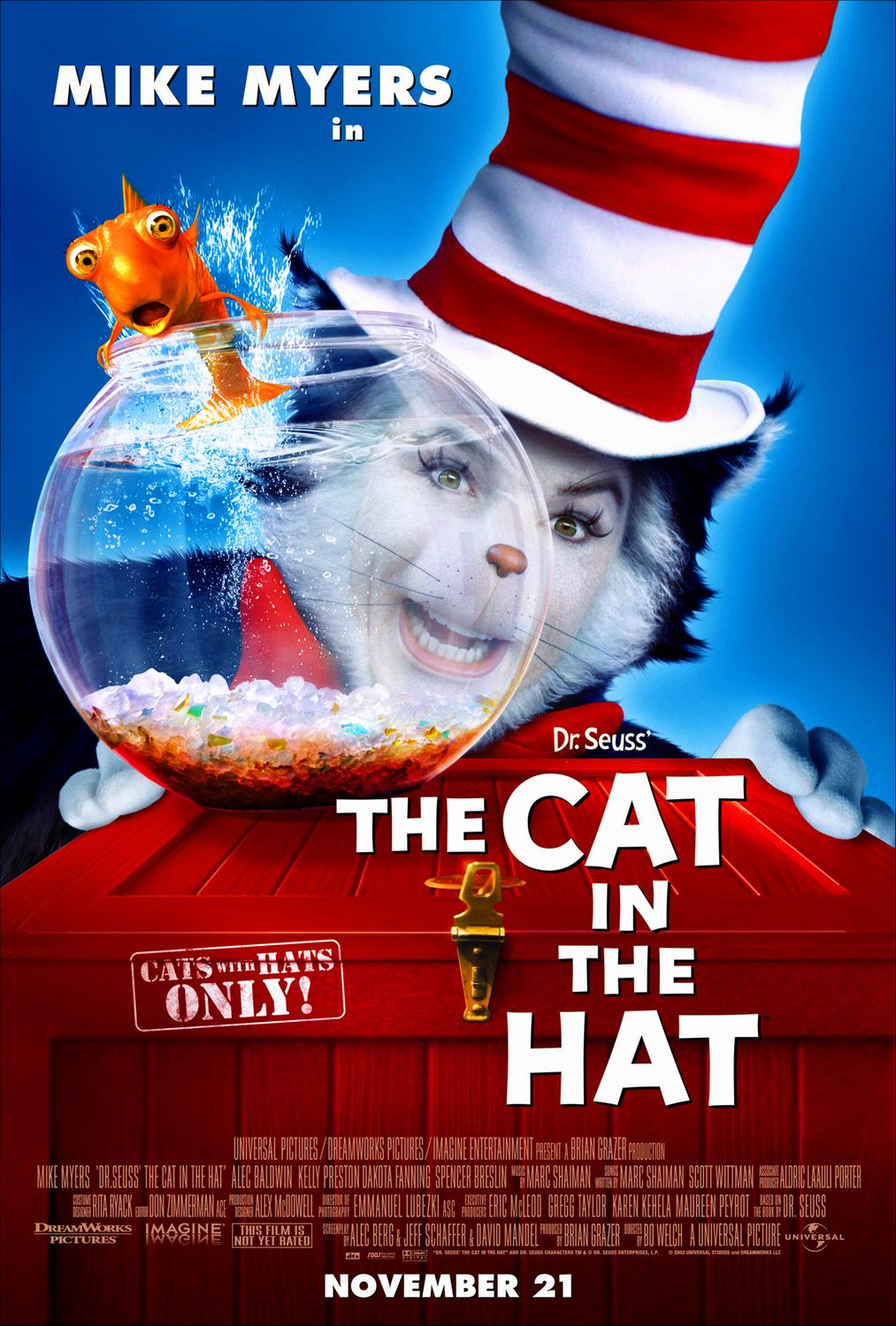 The Cat in the Hat (2003) ταινιες online seires xrysoi greek subs