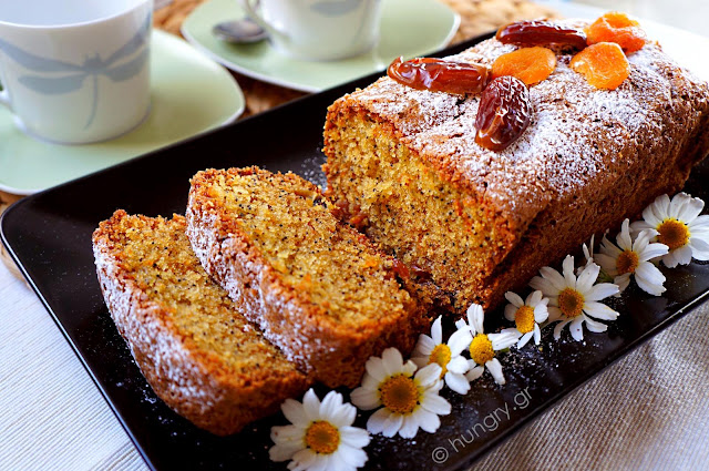 Poppy Seed Fruit Cake