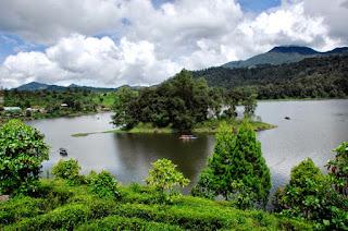 tempat bandung Danau Situ Patenggang