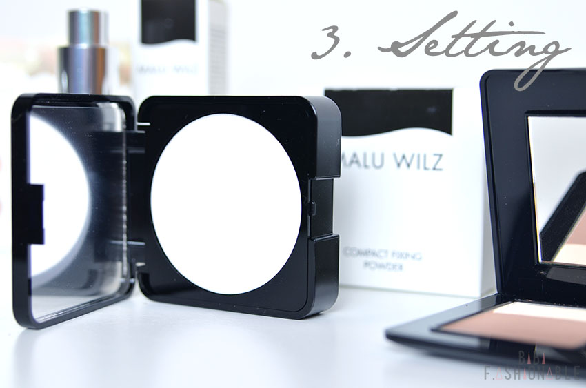 Malu Wilz 3 Compact Fixing Powder