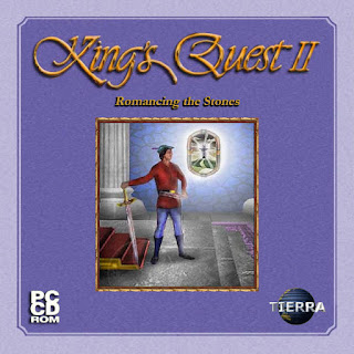 King's Quest II - Romancing the Stones