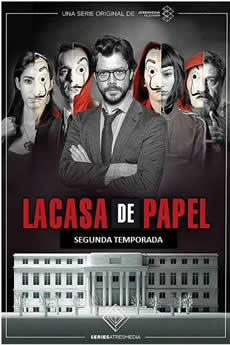 La Casa de Papel 2ª Temporada Download