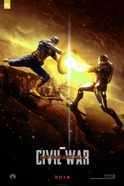 Captain America vs Iron Man: Civil War Torrent Movie HD Download