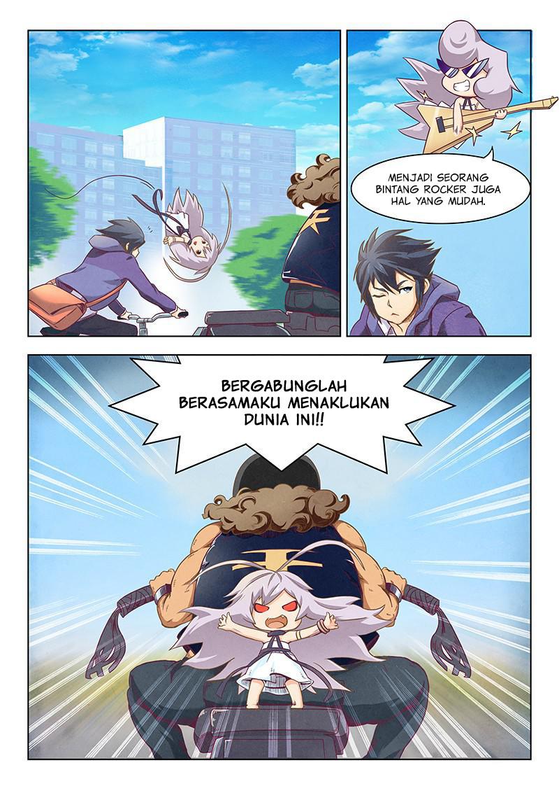 Baca Komik The Last Summoner Chapter 1.2 Komik Station