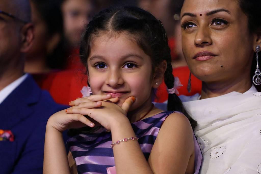 Mahesh Babu At Spyder Movie Pre Release Event Stills