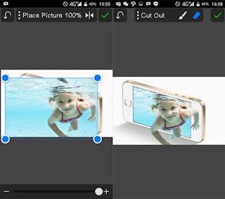 aplikasi membuat foto 3d