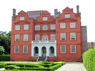 Kew Palace - rear view