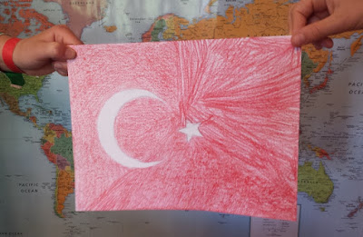 Everything a kid could possibly learn about the history, religion, language, and landscape of Turkey in a single week!  {posted @ Unremarkable Files}