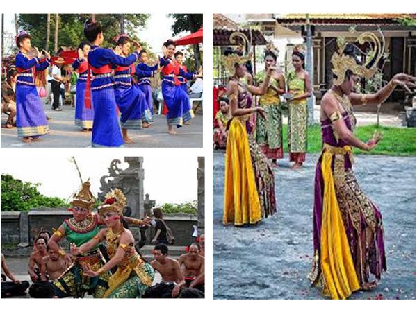 nama Tarian Tradisional yang ada di banyak sekali Provinsi di Indonesia Daftar Tarian Tradisional dari 34 Provinsi di Indonesia