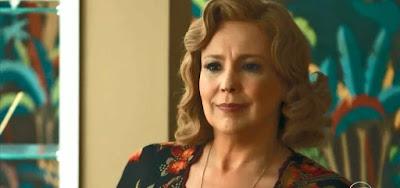 Em O Sétimo Guardião, Ondina procura  Luz: 'Vai convidar mamãe pra entrar?'