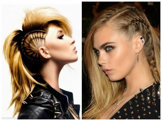 23 Peinados Rockeros que Querrás Probar Hoy Mismo